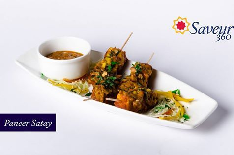 Unwind your weekend with the creamillycious Paneer Satay only at S360  #RigveditaHospitality #Restaurant #Ahmedabad  #foodlover #panasianfood #foodie #foodquote #FoodaholicsInAhmedabad #FoodaddictsAhmedabad #Whatshot #FoodPorn #whatshot_in #foodbloggeraindia #Zomato #ZomatoIN