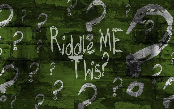 Answer These Riddles and You Will Find the Answers to Life  -- An assortment of interesting riddles with answers that hold some important life lessons.