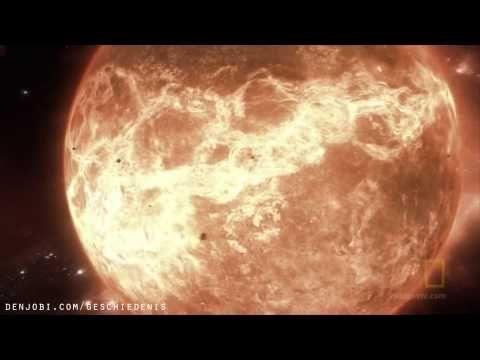 Hoe de planeten en de aarde ontstonden - YouTube