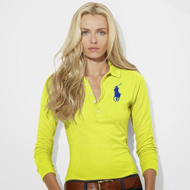 Big Pony Ralph Lauren Polo Shirt on sale $69