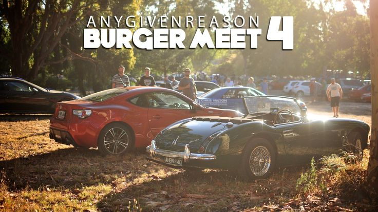 Almost three hundred cars descended on Lazy Ballerina Winery on Saturday December 27, 2014 for Any Given Reason's Burger Meet 4, an informal gathering for AGR readers and their interesting ca…