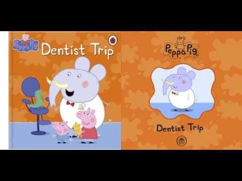Peppa Pig   Dentist Trip - tieng Anh cho tre em