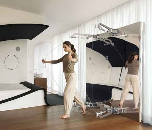 15 best images about gimnasio en casa on pinterest salud for Gimnasio en casa