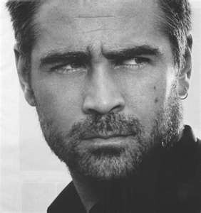 Collin Farrell...what is it about brooding men? sigh