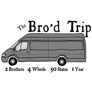 Meet The Bros That Make Up Bro Trip Justin And Adam Fricke From Orlando FL