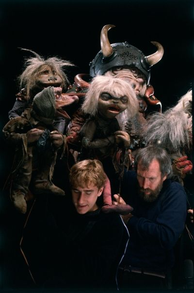Watch head judge Brian Henson continue his father's legacy. Jim Henson's Creature Shop Challenge on #Syfy. #JimHensonSyfy