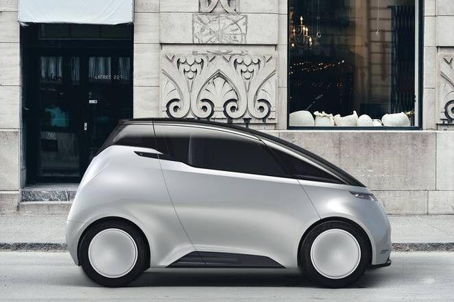 Uniti electric city car