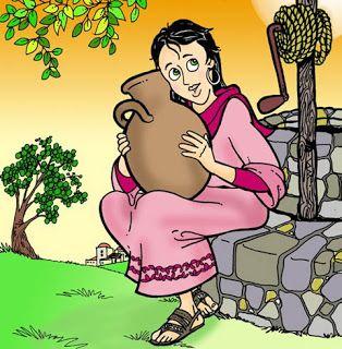 Cristãos kids: História Bíblica - A mulher samaritana