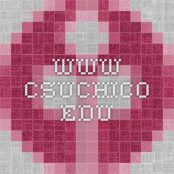 www.csuchico.edu
