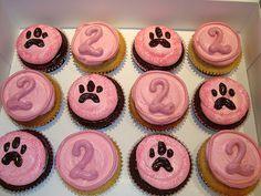 Cupcakes Pink Panther
