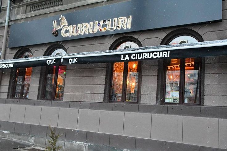 Restaurant La Ciurucuri