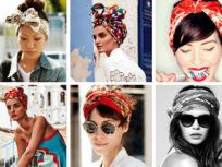 How to Head Scarf