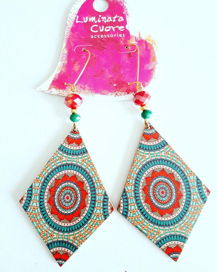 Boho style earrings ❤