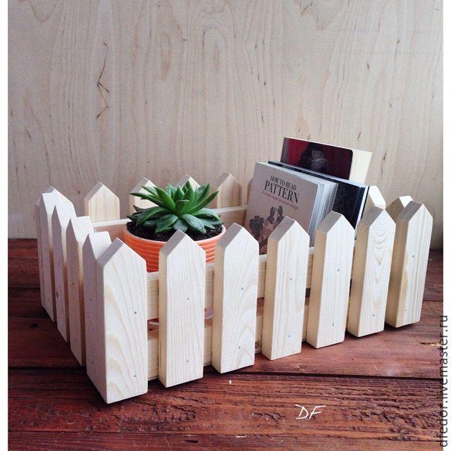 Купить Ящик для книг и цветов - ящик, кашпо, кашпо для цветов, ящик для…