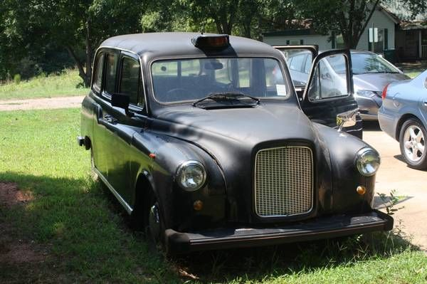 Craigslist Com Austin >> 1967 Austin FX4 London Taxi - $2,000 Maysville, GA #ForSale #Craigslist | Auctions and For-Sale ...