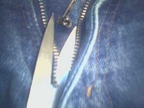 Emergency Zipper Repair