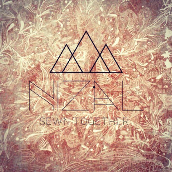 NIZAL Logo #ART by 2bconcept design studio
