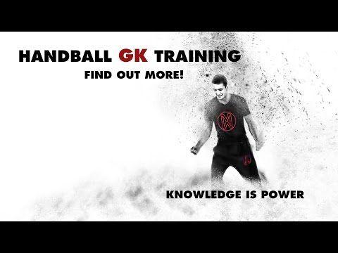 Handball goalkeeper exercises. Watch this trailer and visit us www.handballgktraining.com