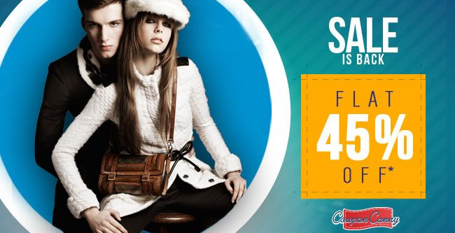 Happy Monday  Flat 45% Off On selected products at #Trendin!! Visit : http://www.couponcanny.in/trendin-coupons/