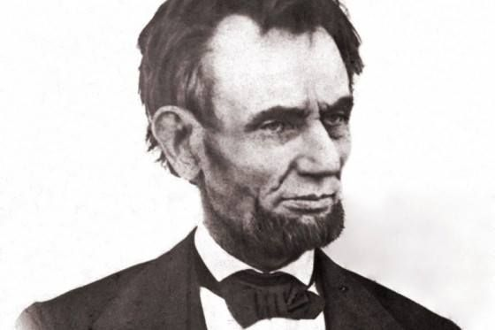 The last close-up photograph of Abraham Lincoln was taken on the south portico of the White House by photographer Henry F. Warren on March 6, 1865.