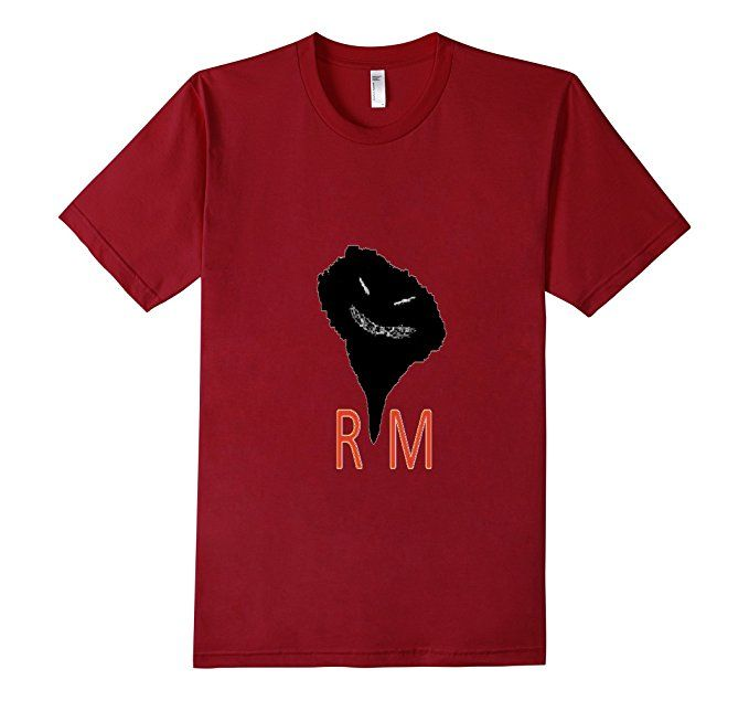 Rauschmonstrum Logo on Amazon Merch