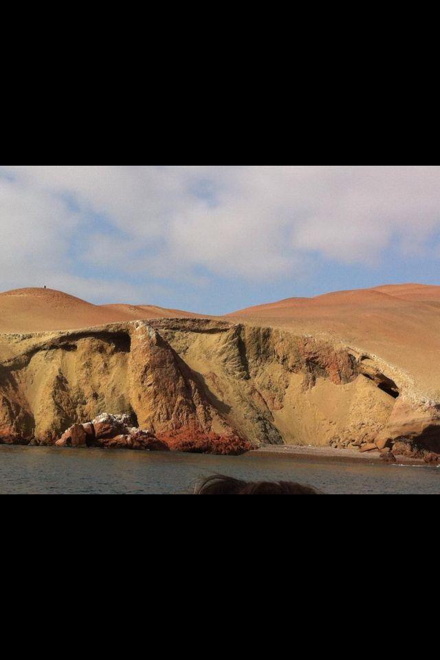 Península de Paracas.