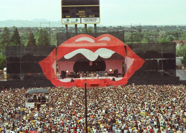 The Rolling Stones - Boulder, Colorado; 1978