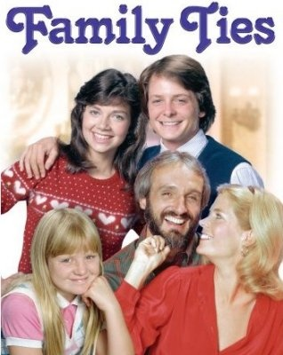 Remember When...Family TV Shows - Family Ties.  I went to school with a boy we knew as Mike Fry (Michael James Fry who now lives in NYC) that reminded me of Michael J. Fox.  This was another great show, I miss.