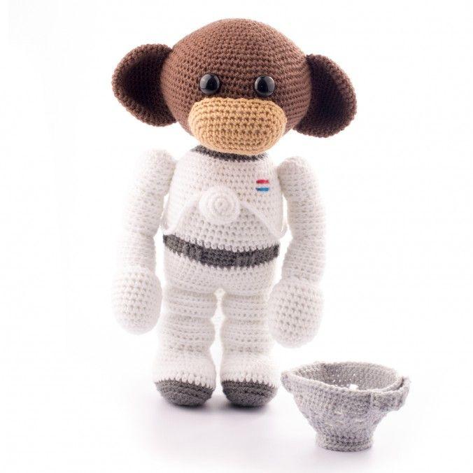 Amigurumitogo Little Bigfoot Monkey : 257 best images about Crochet - Ape & Monkey & Gorilla sur ...