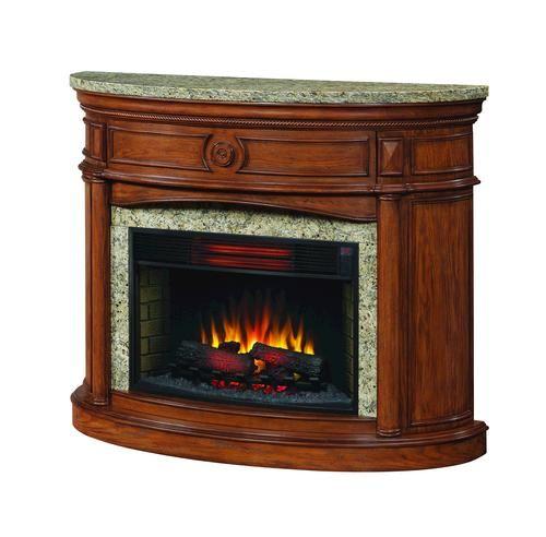 Electric Fireplace Insert Menards: Adairville Electric Fireplace