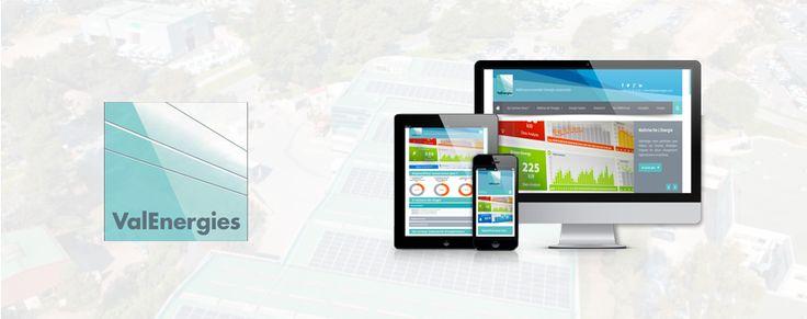 Site Internet Val Energies