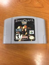 StarCraft 64 (Nintendo 64, N64) Game Cart Only - Tested - Star Craft