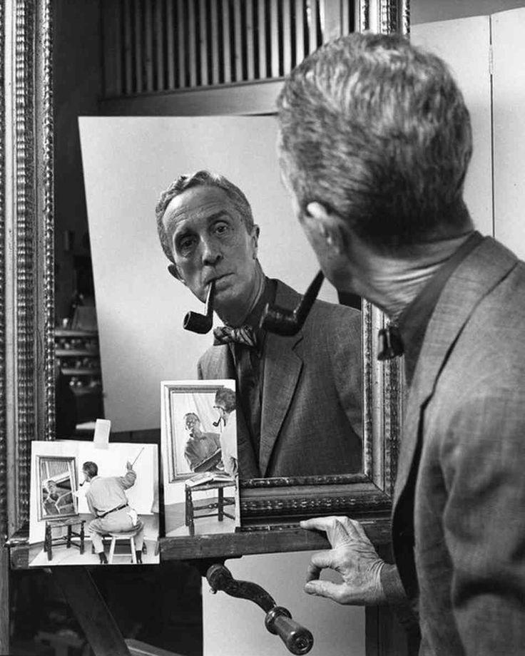 Norman Rockwell: illustratore e maestro della bellezza e dell'ironia
