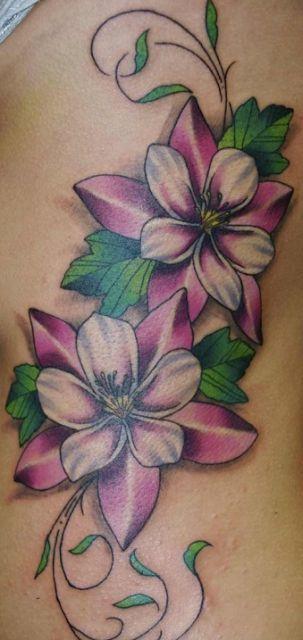 tattoo flower tattoo designs jasmine flower tattoos jasmine flowers ...