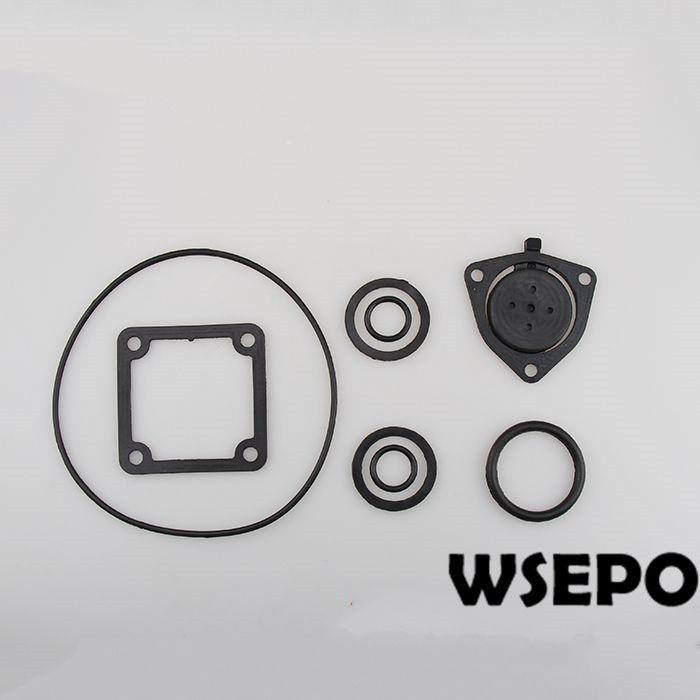 Oem Quality Entire Rubber Seal Gaskets Kit 8 Pc Kit For Gasoline Or Diesel Engine Powered 2 Inch In Water Pump S Water Pumps Diesel Engine Pumps