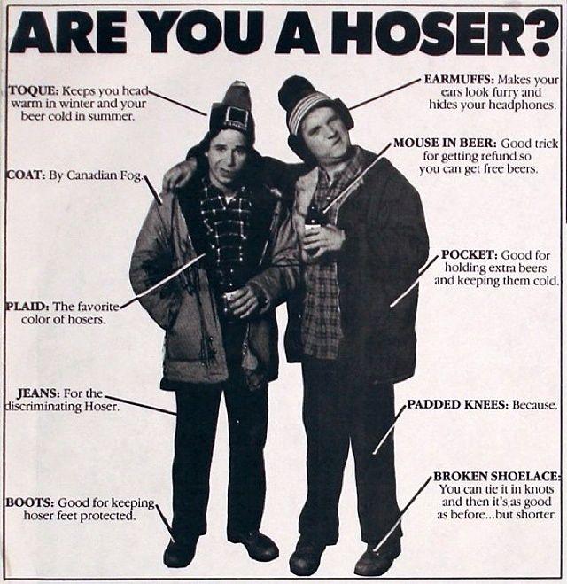 SCTV's Bob & Doug McKenzie: Are you a Hoser?