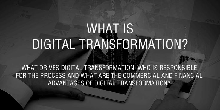 'Digital Transformation' is a trending term frequently used in business. However, despite its increased adoption, many people do not actually understand what 'Digital Transformation' means or how the term is applied in the world of business.  The following article explains the concept of digital transformation to provide a better understanding of the term - http://www.ouritdept.co.uk/what-is-digital-transformation/