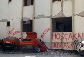 #17Agustos1999 Hoscakal Adapazari...
