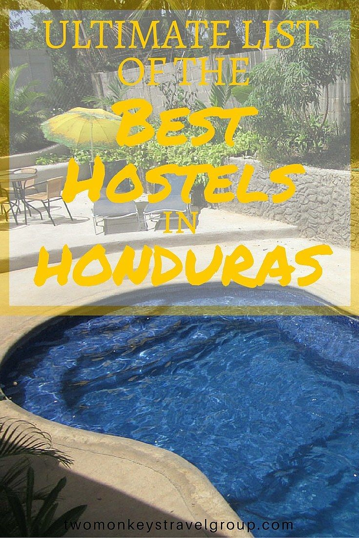 Ultimate List of The Best Hostels in Honduras In this article, you will find the Best Hostels in Honduras – Best hostels in La Ceiba; Best hostels in San Pedro Sula; Best hostels in Roatan; Best hostels in Tegucigalpa. Puddle waddle along the coastline of the Caribbean sea, be mesmerized by the the ancient Mayan ceremonial site, dive into the barrier reef across Bay Islands – all these and more activities awaits on your trip to Honduras.