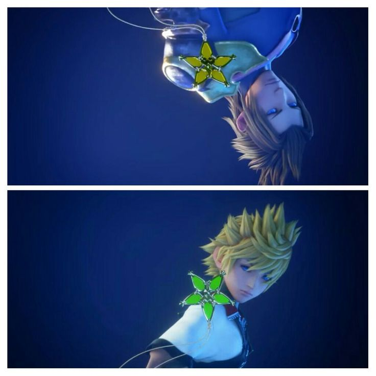 Kingdom Hearts 2.8 trailer