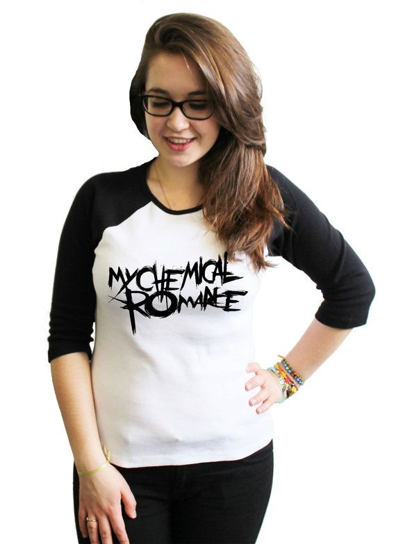 My Chemical Romance Bands Band Merch Shirts Clothes