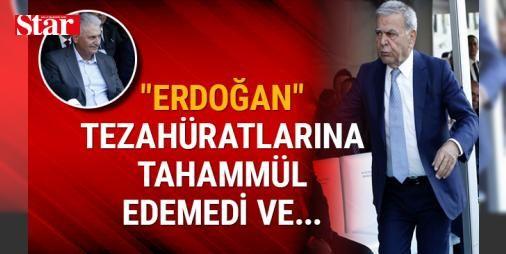 Kocaoğlu '#CumhurbaşkanıErdoğan' tezahüratlarına kızdı açılışı terk etti: İzmir'deki Selçuk-Torbalı İZBAN hattı açılışında konuşan Büyükşehir Belediye Başkanı Kocaoğlu, vatandaşların 'Recep Tayyip Erdoğan' diye tezahürat etmesine sinirlendi, konuşmasının sonunda alanı terk etti.