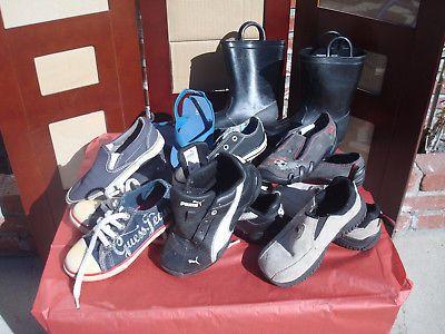 (eBay Sponsored) Guess Puma Gap Converse Boys Girls Shoes ...