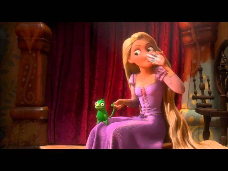 Rapunzel- When will my life begin? / Begint Het Leven Vandaag Voor Mij? ...