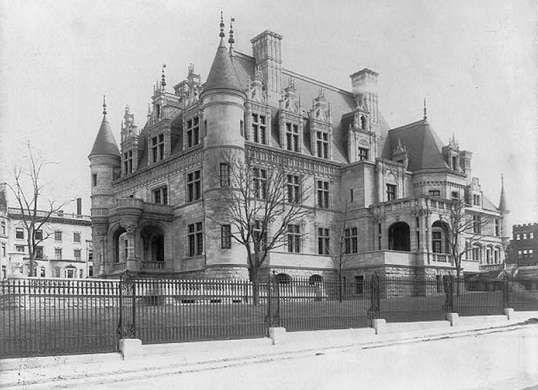 Vanderbilt Houses - New York, NY