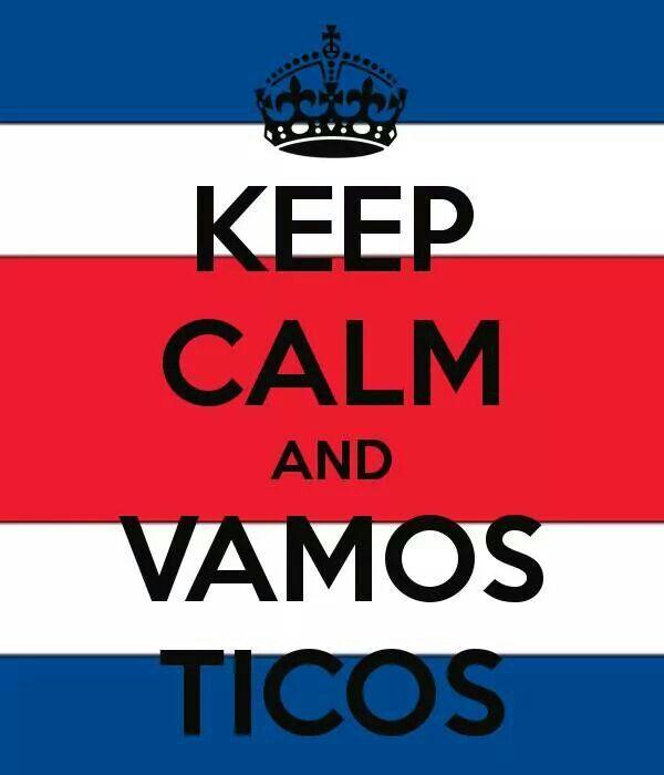Ticos, ticos :)