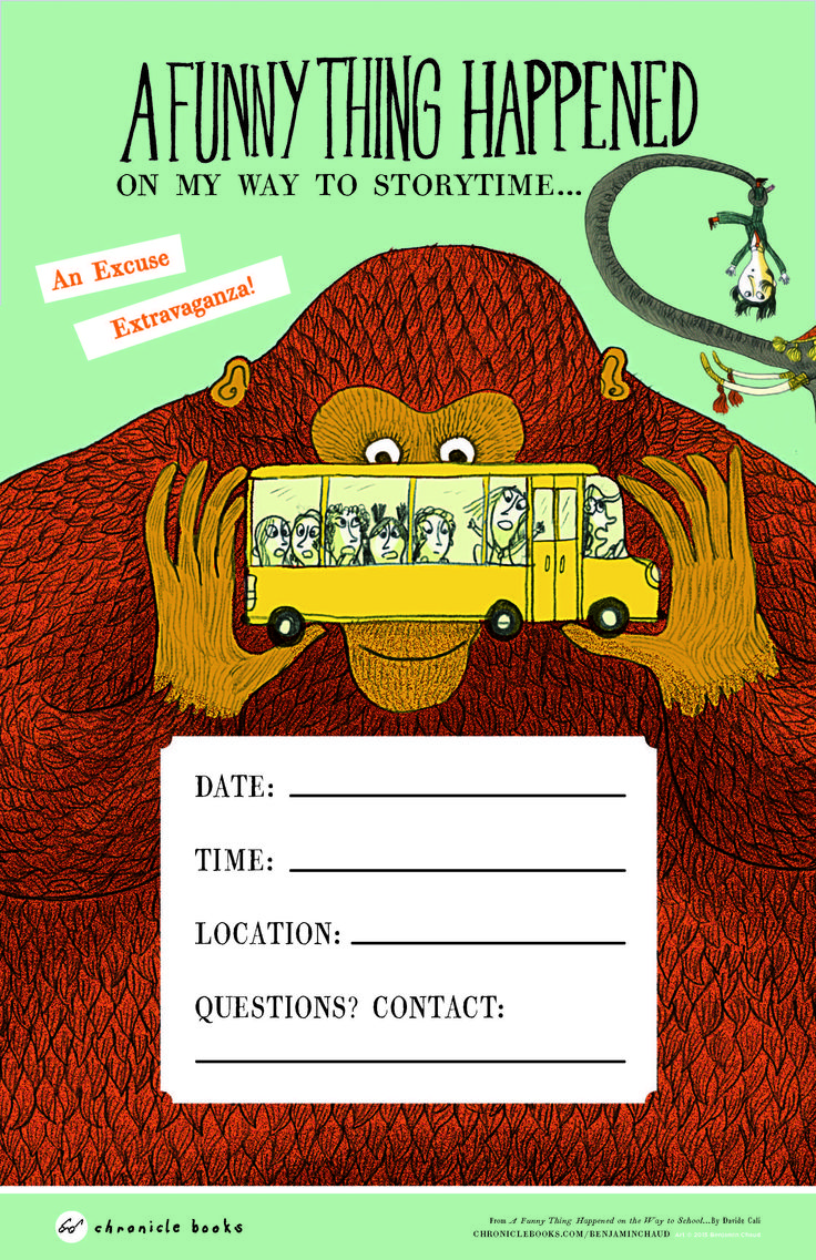 Download An Activity Kit For A FUNNY THING HAPPENED ON THE WAY TO SCHOOL