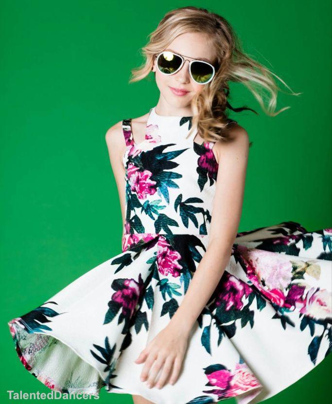#RumfalloBrynn modeled for Miss Behave Girls [03.23.16]