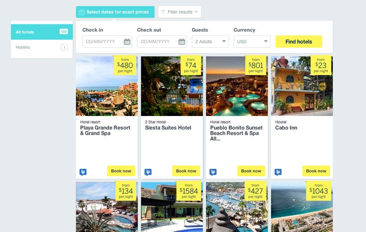 Hotels from Lonely Planet › PatternTap