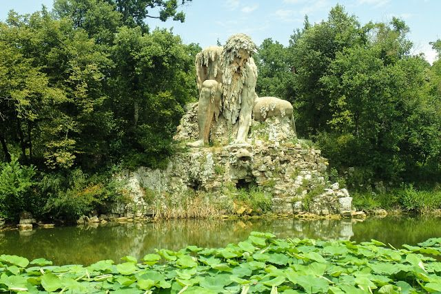 Ervin's world: PART III AND 1/2 - THE APPENNINE COLOSSUS
